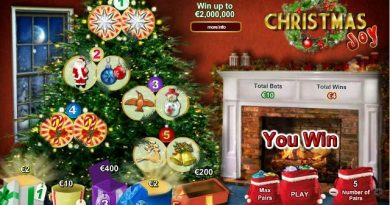 Top 6 Xmas Themed Slot Games to Play in 2018