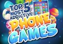 5 Most Popular Mobile Games