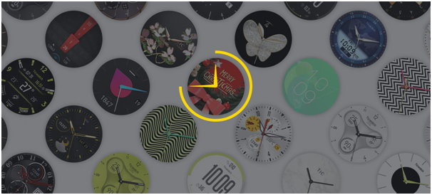 Watch faces for Ticwatch