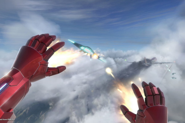 What-is-gameplay-like-in-Iron-Man-VR