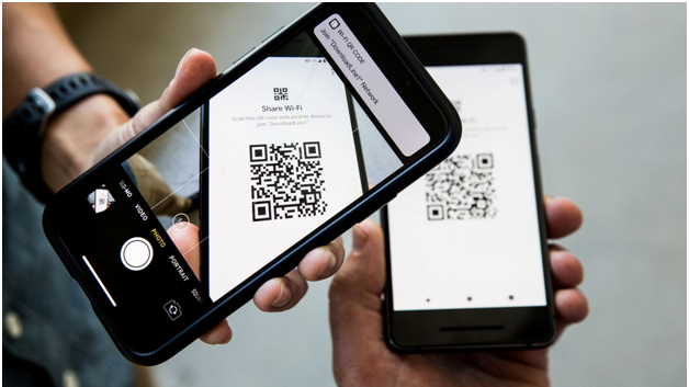 WIFI and QR Codes