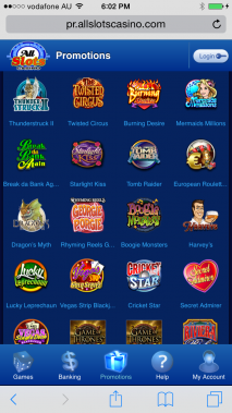 All Slots for Android for Mobile