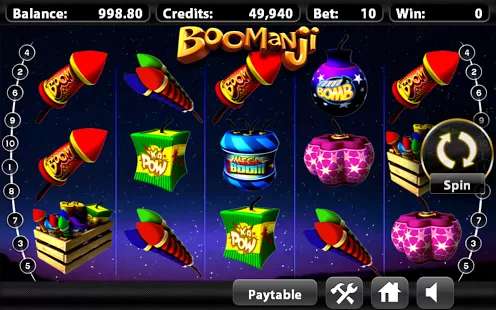 android slot apps free