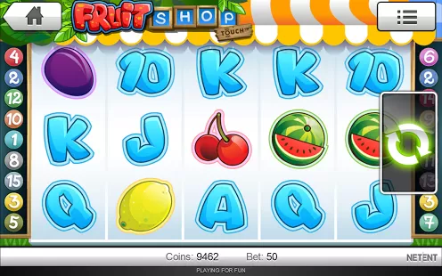 fruitshop slotomania app