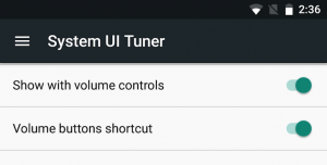 UI Tuner